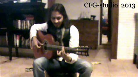 Farruquito y Farru playing Andalusian Guitars Santos ...