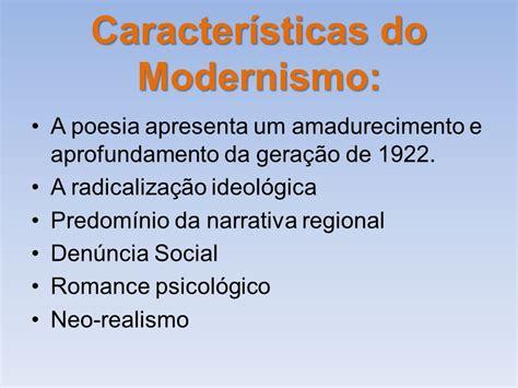 Fases do Modernismo | Cultura   Cultura Mix