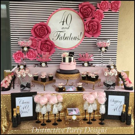 Fashion Birthday Party Ideas | Adult parties | Birthday ...