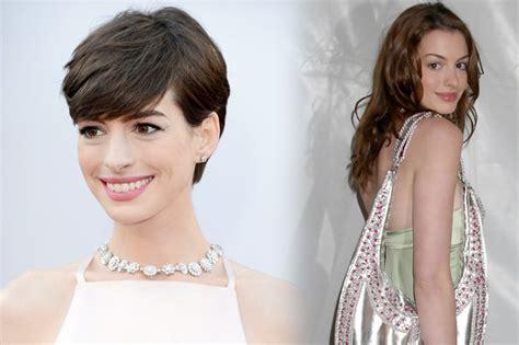 Fashion Flashback   Anne Hathaway Then & Now   Celebrity ...