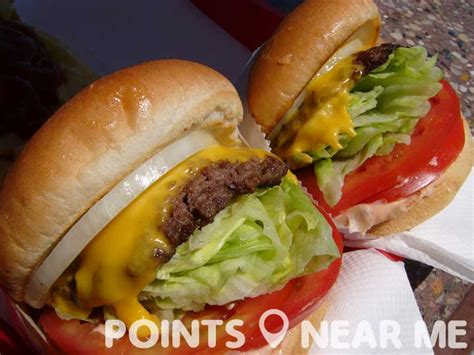 FAST FOOD NEAR ME   Points Near Me