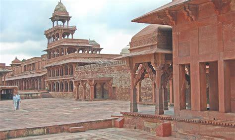 Fatehpur Sikri: La ciudad fantasma de la India   El ...