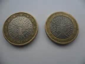 fausse pièce de 1 euro France 2001 [résolu] – Numista