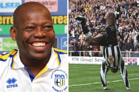 Faustino Asprilla condoms: Newcastle hero releases range ...