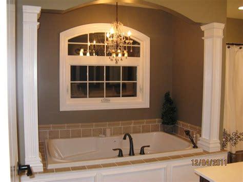Favorite bathtub with columns   Bathroom interior, Built ...