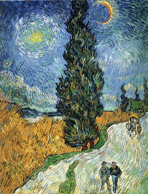 Favourite Paintings 9: Vincent van Gogh, Starry Night over ...