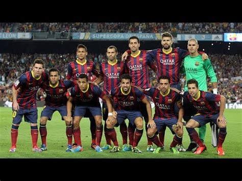 FC Barcelona All Goals   2013 2014   HD   YouTube