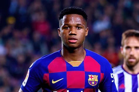 FC Barcelona: Ansu Fati könnte zum Aufstiegshelden werden