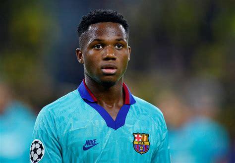 FC Barcelona: Ansu Fati ya puede jugar con la selección ...