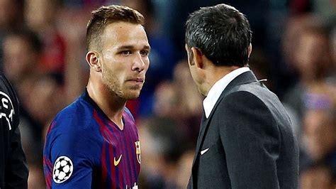 FC Barcelona: Arthur es la pieza que faltaba... y el Camp ...