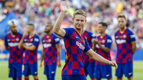 FC Barcelona: Frenkie de Jong –  die bessere Version von ...