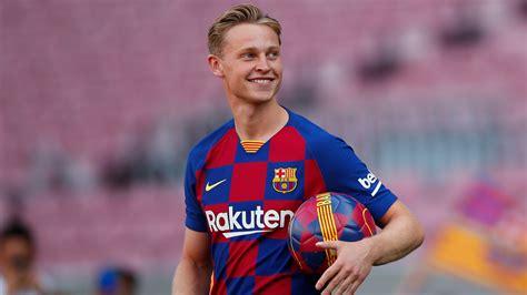 FC Barcelona: Frenkie De Jong wollte zuerst zu Arsenal ...