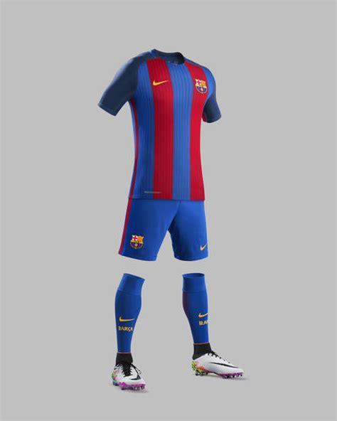 FC Barcelona Home Kit 2016 17   Nike News