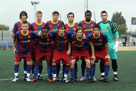 FC BARCELONA JUVENIL B 2010   2011 | SPANISH FOOTBALL ...
