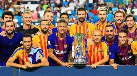 FC Barcelona: Las notas del Barcelona en su gira por ...