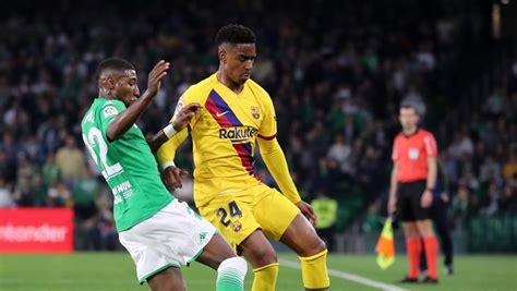 FC Barcelona: Los números de Junior Firpo que impresionan ...