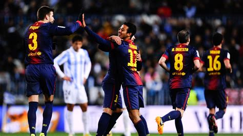 FC Barcelona News: 14 January 2013; Barça Victorious In ...