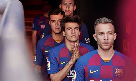 FC Barcelona s 2019 20 Home Kit Is an Ode to Eixample District