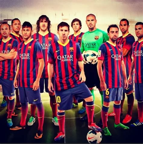 Fc Barcelona Team Wallpapers 2014 ~ Fc Barcelona Photo