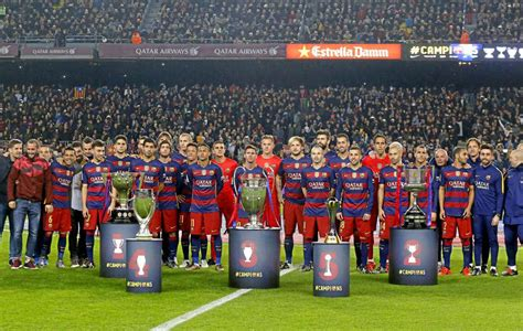 FC Barcelona: The challenge of another treble | MARCA English