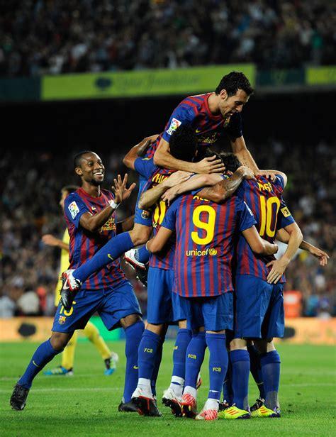 FC Barcelona v Villarreal CF   Liga BBVA   Zimbio