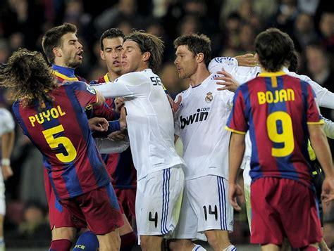 FC Barcelona vs Real Madrid  El Clasico Rivalry.