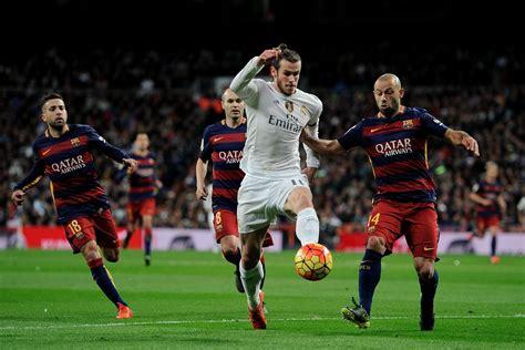 FC Barcelona vs. Real Madrid, Liga BBVA 2015 16: Match ...