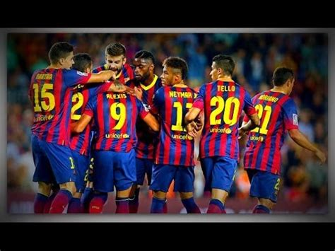 FC Barcelona | We Will Be Back Stronger | 2014/2015 | HD ...