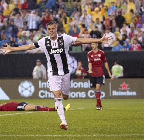 FC Bayern unterliegt Juventus Turin in Philadelphia   WELT