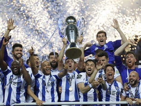 FC Porto crowned champions of Portugal   The Portugal News