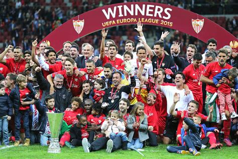 FC Sevilla Club   The Winner Of The UEFA Europa League ...