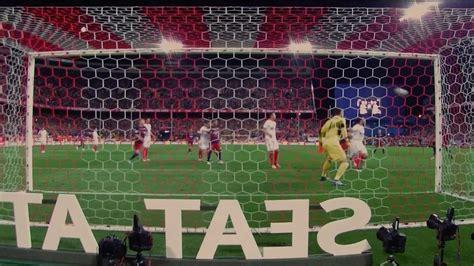 FC Sevilla vs FC Barcelona Live auf Teleclub   YouTube