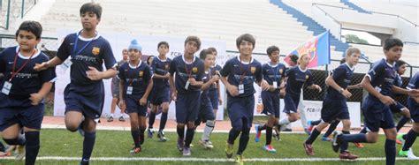 FCBEscola Delhi NCR | Escuela Oficial del Barça