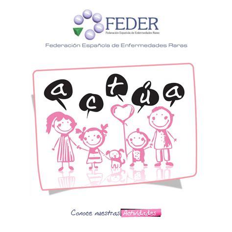 FEDER, Federación Española de Enfermedades Raras by ...