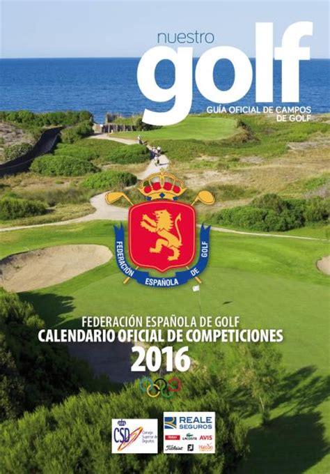Federación de Golf Castilla y León