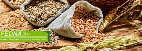FEDNA actualiza los valores de granos de cereales para sus ...