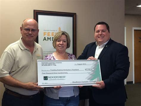 Feeding America   Kentucky's Heartland receives $4,200 ...