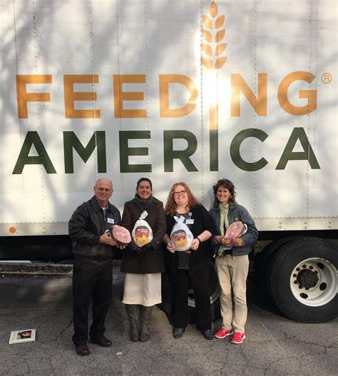 Feeding America, Kentucky's Heartland Receives Donation ...