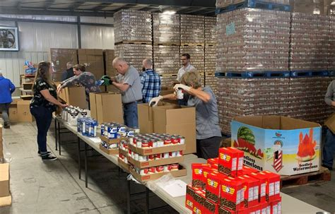Feeding America to hold monthly Hopkinsville food ...