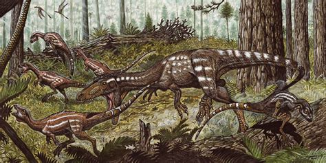 Feisty Little Dinosaur Discovered In Venezuela
