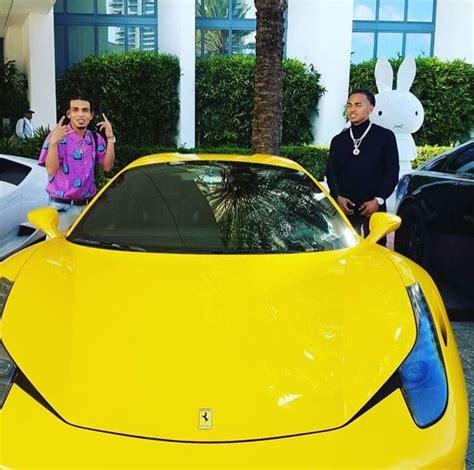 Felicidades a Ozuna por su nuevo auto    Mi negrito de ...