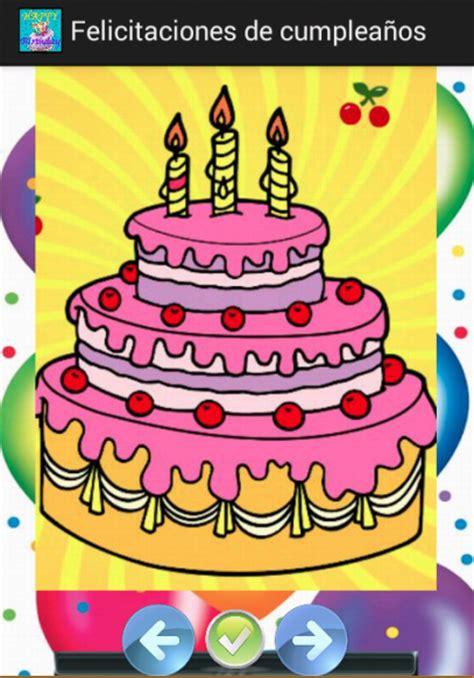 Felicitaciones de Cumpleaños   Aplicacions d Android a ...