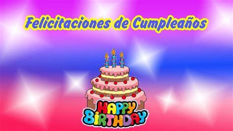 Felicitaciones de Cumpleaños Bonitas y Divertidas   YouTube