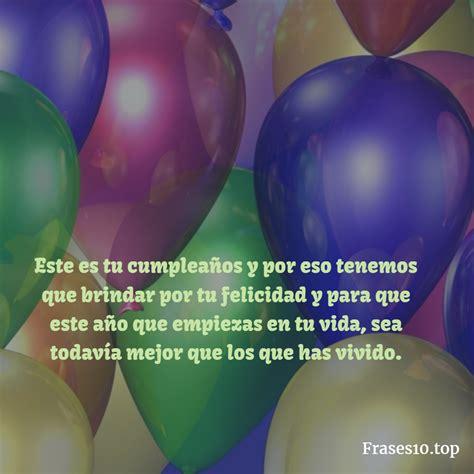 Felicitaciones de cumpleaños   Frases para FELICITAR
