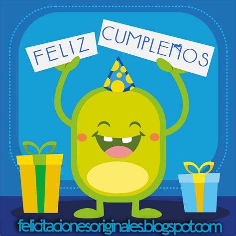 Felicitaciones De Cumpleaños Graciosas Y Originales Videos ...