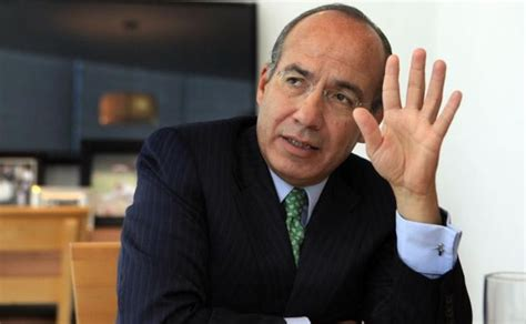 Felipe Calderón calla sobre Odebrecht