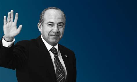 Felipe Calderón creará su propio partido político, ¿pero ...