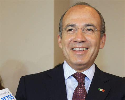 Felipe Calderón crearía nuevo partido político, El Siglo ...