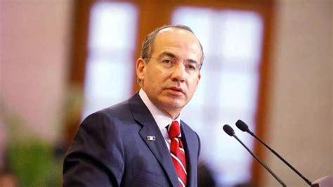 Felipe Calderón exige AMLO que si no tiene pruebas que ...