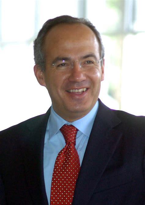 Felipe Calderón Hinojosa 2006 2012 Cronologia de los ...